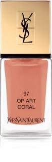 Yves Saint Laurent La Laque Couture smalto per unghie