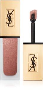 Yves Saint Laurent Tatouage Couture The Metallics barra de labios metálica