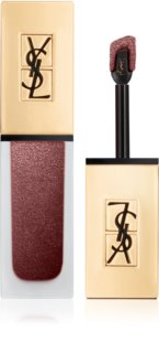 Yves Saint Laurent Tatouage Couture The Metallics barra de labios metálica