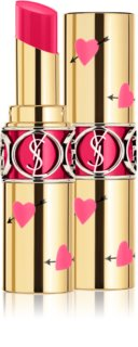 Yves Saint Laurent Rouge Volupté Shine Oil-In-Stick hydratisierender Lippenstift limitierte Ausgabe