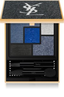 Yves Saint Laurent Couture Palette Black Opium Intense Night Edition палитра сенки за очи с 5 цвята