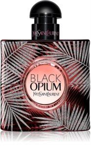 Yves Saint Laurent Black Opium parfumovaná voda limitovaná edícia pre ženy Exotic Illusion