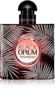 Yves Saint Laurent Black Opium parfémovaná voda limitovaná edice pro ženy Exotic Illusion