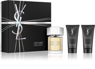 Yves Saint Laurent L'Homme подарунковий набір II. для чоловіків