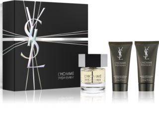 Yves Saint Laurent L'Homme Gift Set XII. (for Men)