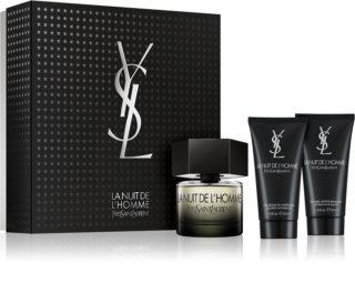 Yves Saint Laurent La Nuit de L'Homme dárková sada pro muže