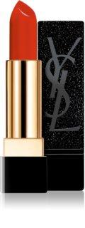 Yves Saint Laurent Rouge Pur Couture x Zoë Kravitz rouge à lèvres crémeux hydratant édition limitée
