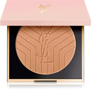 Yves Saint Laurent Touche Éclat 3D All Over Glow élénkítő bronzosító púder