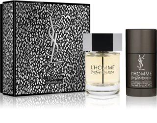 Yves Saint Laurent L'Homme подаръчен комплект I. за мъже