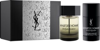 Yves Saint Laurent La Nuit de L'Homme σετ δώρου για άντρες