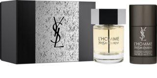 Yves Saint Laurent L'Homme σετ δώρου για άντρες
