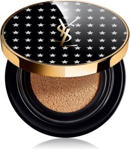 Yves Saint Laurent Encre de Peau Le Cushion High on Stars Edition Long-Lasting Foundation Cushion with SPF 23