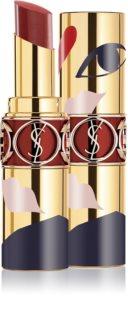 Yves Saint Laurent Rouge Volupté Shine Oil-In-Stick hydratisierender Lippenstift (limitierte edition)
