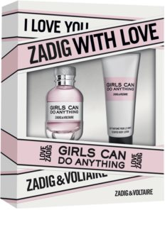 Zadig & Voltaire Girls Can Do Anything coffret II. para mulheres