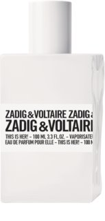 Zadig&Voltaire This is Her! Eau de Parfum for Women