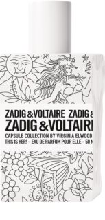 Zadig & Voltaire This is Her! No Rules Capsule Collection by Virginia Elwood parfémovaná voda pro ženy