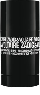 Zadig & Voltaire This is Him! desodorante en barra para hombre