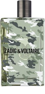 Zadig & Voltaire This is Him! No Rules Capsule Collection toaletna voda za moške