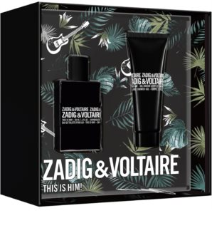 Zadig & Voltaire This is Him! lote de regalo VI. para hombre