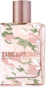Zadig & Voltaire This is Her! No Rules Capsule Collection parfumska voda za ženske