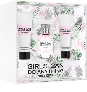 Zadig & Voltaire Girls Can Do Anything coffret III. para mulheres