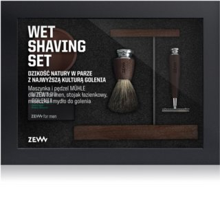 Zew For Men Cosmetica Set  IX. voor Mannen