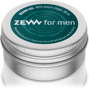 Zew For Men масло для бороды