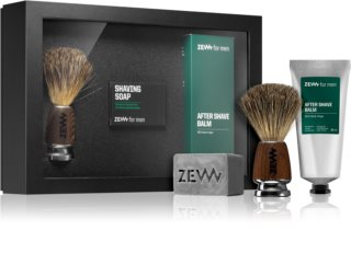 Zew For Men conjunto de barbear (para homens)