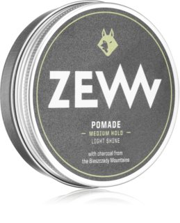 Zew Pomade Hair Pomade Medium Control
