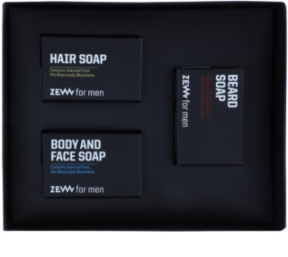 Zew For Men Cosmetic Set IV. for Men