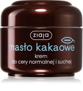 Ziaja Masło Kakaowe odżywczy krem do twarzy z witaminą E