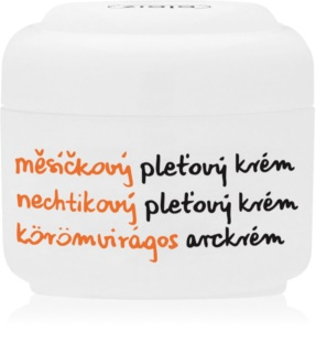 Ziaja Marigold crema de fata calmanta pentru piele uscata spre sensibila