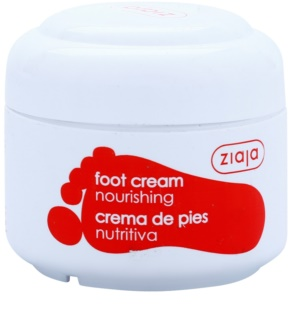 Ziaja Foot Care crema nutriente per i piedi
