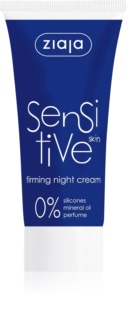 Ziaja Sensitive Firming Night Cream for Sensitive Skin