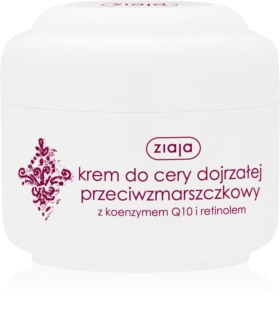 Ziaja Basic Care anti-rimpel dagcrème met Co-Enzym Q10
