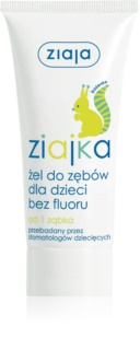 Ziaja Ziajka Dental Gel for Kids