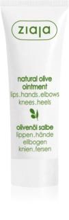 Ziaja Natural Olive оливковая мазь для сухой и атопичной кожи