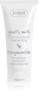 Ziaja Kozie Mleko krem regeneracyjny do rąk do skóry suchej i bardzo suchej