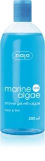 Ziaja Marine Algae odświeżający żel pod prysznic z wyciągami z alg morskich