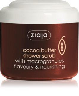 Ziaja Masło Kakaowe peeling pod prysznic