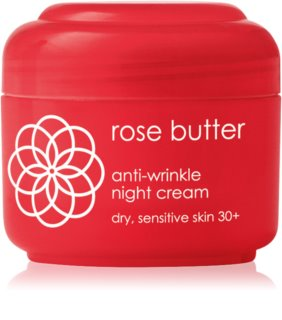 Ziaja Rose Butter Anti-Wrinkle Night Cream 30+
