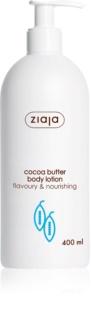Ziaja Cocoa Butter подхранващ лосион за тяло с какаово масло