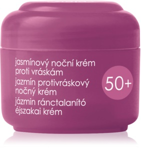 Ziaja Jasmine Night Cream with Anti-Wrinkle Effect