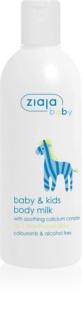 Ziaja Baby мляко за тяло за деца и бебета над 1 м.