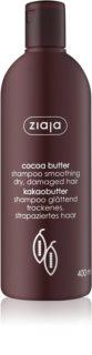 Ziaja Cocoa Butter Närande schampo med kakaosmör