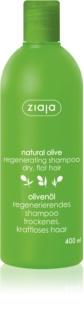 Ziaja Natural Olive регенериращ шампоан  за всички видове коса