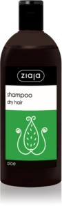 Ziaja Family Shampoo champô para cabelos secos e oleosos com aloe vera
