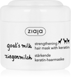 Ziaja Goat's Milk Fortifying Mask for Dry and Damaged Hair