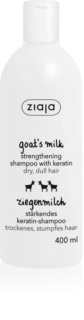 Ziaja Goat's Milk Versterkende Shampoo  voor Droog en Beschadigd Haar