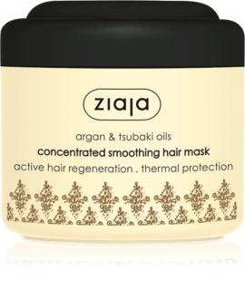 Ziaja Argan Oil masque lissant pour cheveux secs et abîmés